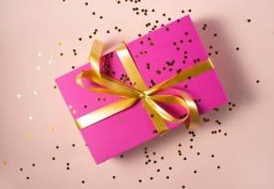 Mitä voisit antaa lahjaksi?
